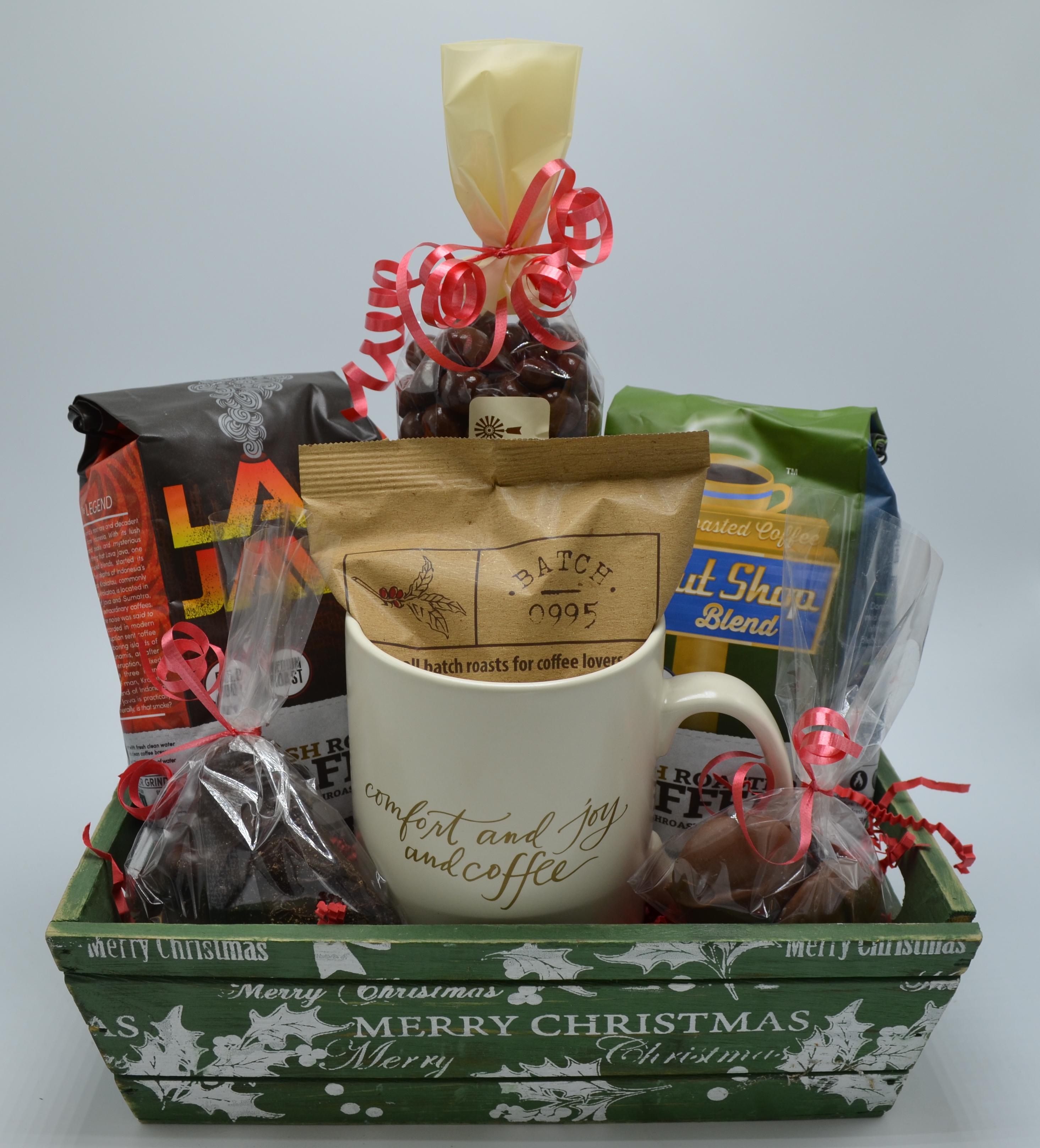 Coffee Loveru0027s Basket & Coffee Loveru0027s Basket   Ardu0027s Farm Market