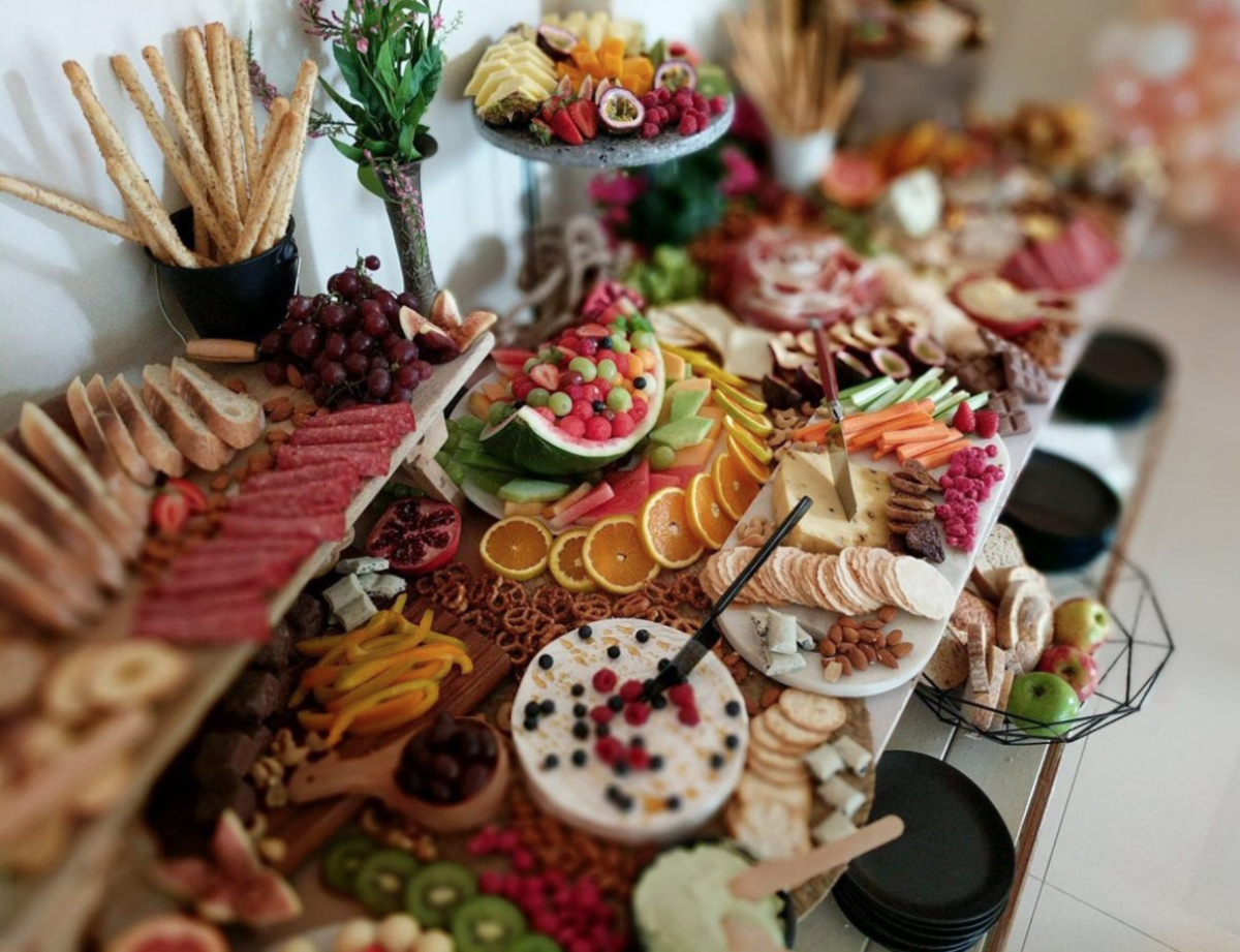 Top Wedding Food Trends of 2019-2020 | Ard's Farm Market